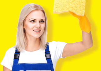 girl cleaning bromley
